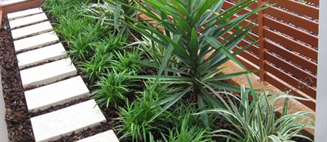 professional landscaping perth